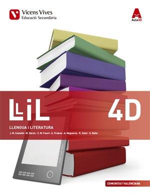 LLIL 4D VALENCIA (QUADERN DIVERSITAT) AULA 3D: 000001-9788468239644