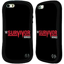 Official WWE Survivor Series The Shows Hybrid Case for Apple iPhone 5 / 5s / SE