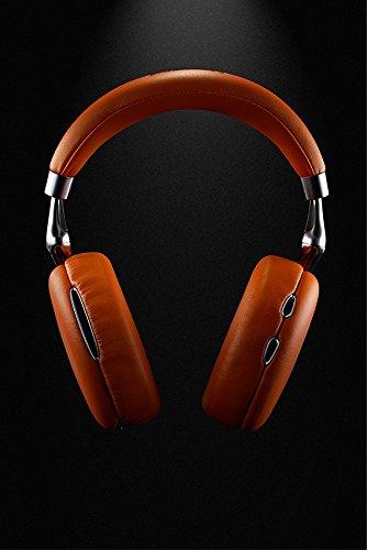 Parrot ZIK 2.0 by Philippe Starck Bluetooth on-Ear-Kopfhörer orange - 10