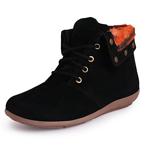 Motion Women's Fashion Suede Boots
