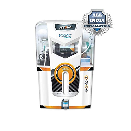 Konvio Neer Orange Budget Water Purifier RO UV UF TDS Adjuster 15 Litre 14 Stage