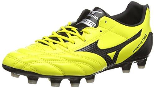 MizunoMorelia Neo Ut Md - Rugby uomo, Colore Giallo (Yellow (Bolt/Black)), Taglia 42 EU (8 UK)