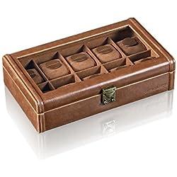 Designhütte Watch Box Camel 10