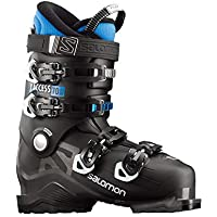 Salomon X-Access 70 Wide Botas de esquí, 17/18, color BLACK / INDIGO BLUE, tamaño 28,5
