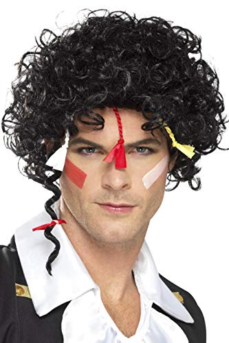 80's New Romantic Wig for Adult