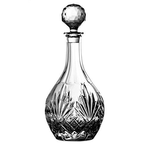 Crystaljulia 4134 Weinkaraffe Bleikristall 1150 ml