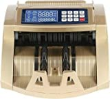 Security Store Gold Latest Currency Counting Machine with Manual Value Counting