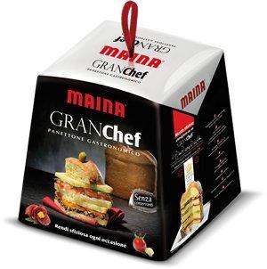 Maina gran chef panettone gastronomico gr.800 (1000034936)
