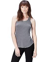 FIND Camiseta sin Mangas para Mujer