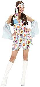 WIDMANN 2080?Mujer Años 70Callejón, varios colores, talla S