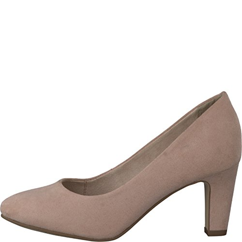 Tamaris Platform Pumps Nero 1-22403-22 001 Nero Rose