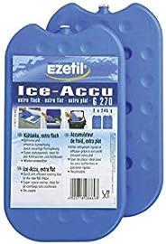 Ezetil IceAkku G270 Ice Packs for Insulation Passive Cooler (Cooling box) Ice Supplement