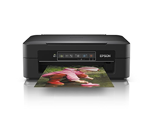 Epson Expression Home XP-245 All-in-One Wi-Fi Printer - Black Test