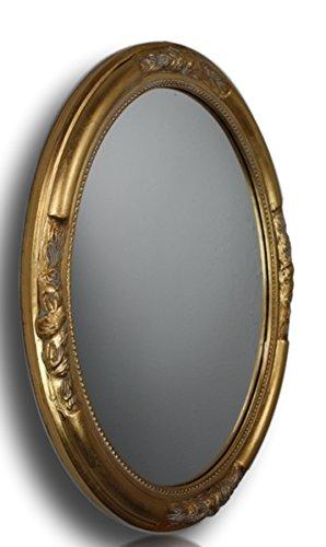 Elbmöbel.de - Espejo de Pared, Color: Dorado
