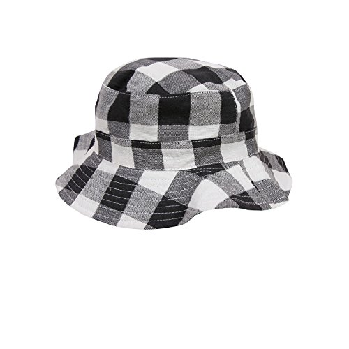 Catimini Mädchen Hut, reversibel, karo oder grün 39