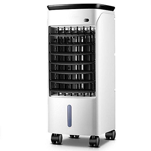 XXRH - Ventilador de Aire Acondicionado - Aire Acondicionado Individual pequeño para hogar frío - Humidificador - Blanco