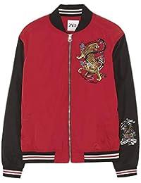 Amazon.it  Zara - Giacche e cappotti   Uomo  Abbigliamento 37ad84bffb5