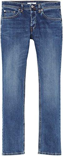 FIND Hollywood, Jeans Dritti Uomo Blu (Neman Wash)