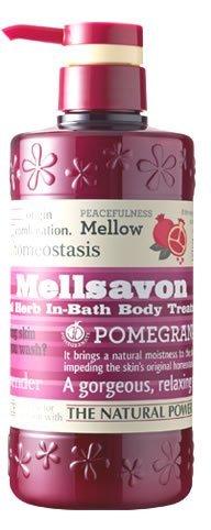 Mellsavon Floral herbs in Bus Body Treatments - 500ml