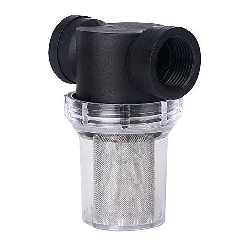 szyzl88 Filter Wasserpumpe Reinigung Universal Durable Garten Bewässerungsrohr Sieb Inline Mesh(40#)