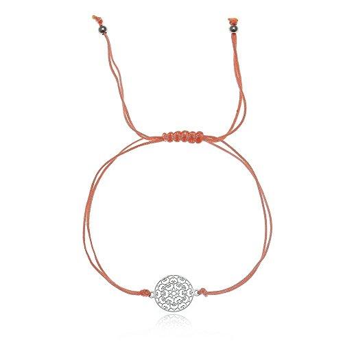 Tara Armband Edelstahl Mandala Yogaschmuck schmuckrausch