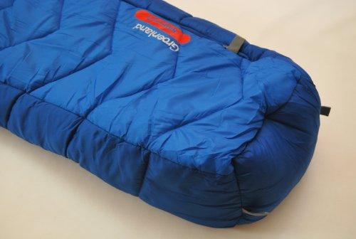 ALTUS Expeditionsschlafsack Mumienschlafsack Groenland Extremwerte geprüft ** bis – 30 Grad ** Schlafsack - 5