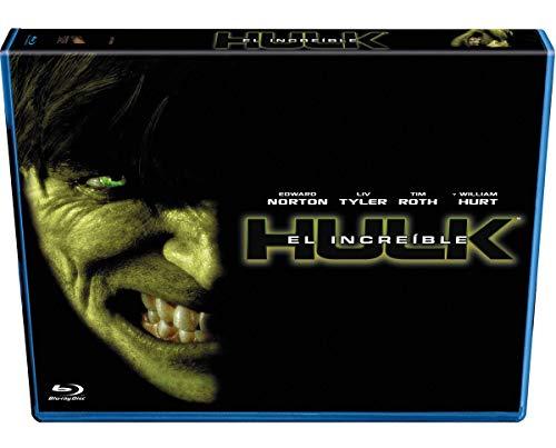 El Increíble Hulk - Edición Horizontal [Blu-ray]