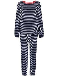 next Pyjama En Jersey Et Coton À Rayures Femme