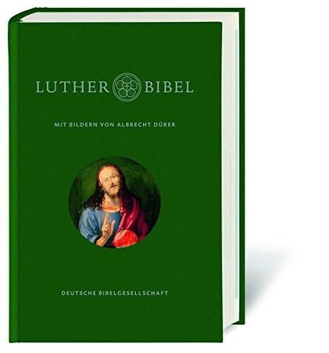 Lutherbibel revidiert 2017: Mit Bildern von Albrecht Dürer. Mit Apokryphen und Familienchronik