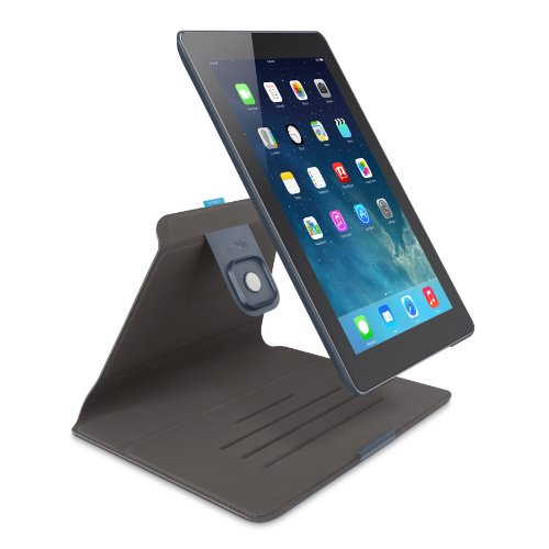 Belkin Freestyle Cover (geeignet für Apple iPad Air) blau