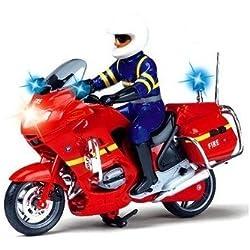 Simba Dickie - Motocicleta radiocontrol (213383025038)