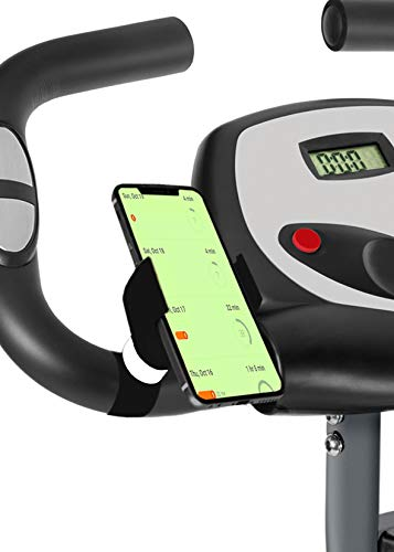 Marvorem Soporte movil Bicicleta estatica F-Bike F-Rider Bici Spinning Ejercicios Fitness Entrenamiento...