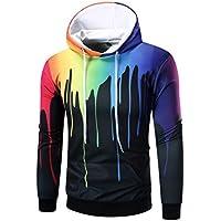 ♚Btruely Herren 2018 Nuevo Sudaderas con Capucha Hombres - 2018 Hoodie Pullover Camiseta Blusa Tops