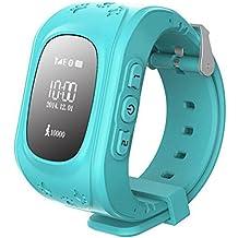 Armbanduhr kinder blau  Suchergebnis auf Amazon.de für: Gps Uhr Kinder