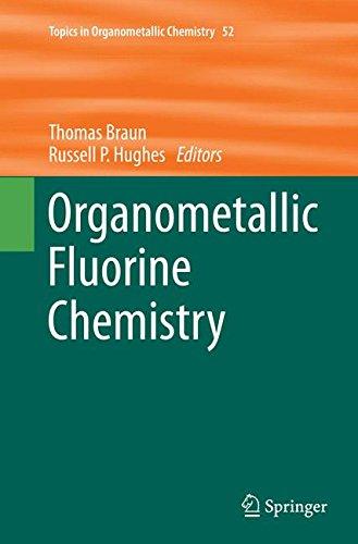 Preisvergleich Produktbild Organometallic Fluorine Chemistry (Topics in Organometallic Chemistry,  Band 52)
