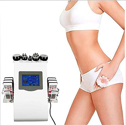 CSFM-Body 6 in 1 Multifunktions-Körperfett entfernen RF Maschine Fettverbrennung Anti-Cellulite-Gerät