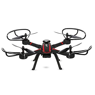 GoolRC JJRC H11WH 2.0MP HD Camera WiFi FPV RC Quadcopter RTF with Headless Mode 3D-flip Set-height Mode Function