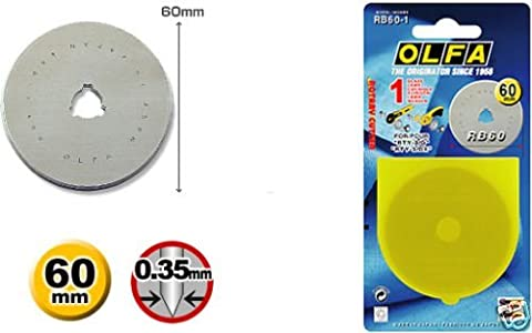 OLFA Replacement Blade 60mm