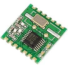 RFM12B-433S2P/SP Module RF FM transceiver FSK 433.92MHz SPI -105dBm