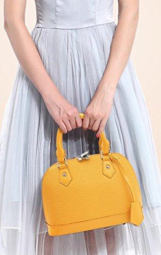 Keshi Leder neuer Stil Damen Handtaschen, Hobo-Bags, Schultertaschen, Beutel, Beuteltaschen, Trend-Bags, Velours, Veloursleder, Wildleder, Tasche Schwarz