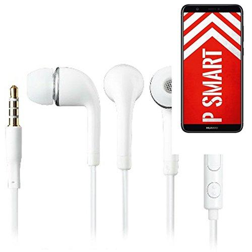 Per Huawei P Smart In Ear headphone con microfono + controllo del volume a109d3aa8f07