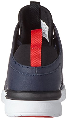 Supra Method, Haute sneakers Homme Bleu (Navy-White)