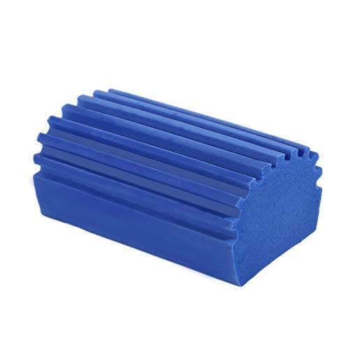 Ultra Soft Multifunktionale PVA Super Absorbent Schwamm Auto Auto Waschen Reinigung Haushaltsreinigung Schwamm Autozubehör - Blau