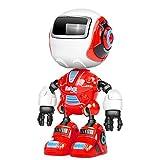 Soulitem Danse Robot avec Son Clair Tête Toucher Capteur Robot Modèle Jouets...
