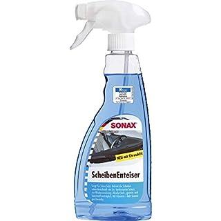SONAX ScheibenEnteiser (500 ml) sekundenschnelles enteisen von Scheiben ohne kratzen und eine rundum klare Sicht im Winter | Art-Nr. 03312410