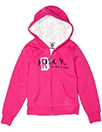 Roxy Liberty Peak-WPTSW043 Sweat à capuche zippé fille
