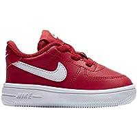 uk availability ea4a0 73ab3 Nike Force 1  18 (TD), Zapatillas de Estar por Casa Bebé Unisex