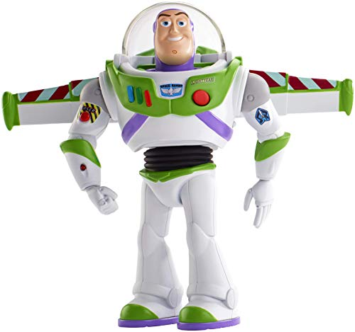 Mattel- Disney Toy Story 4-Buzz Lightyear Superguardián...