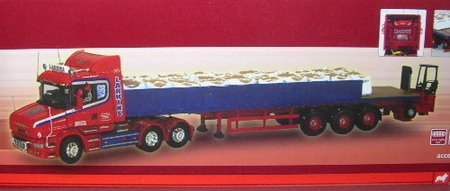 corgi-cc12824-scania-t-fiancata-e-bag-sand-load-con-moffett-mounty-larkins-logistics-ltd-worcs