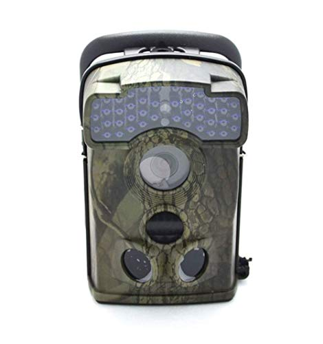 LQUIDE Jagdkamera, 12MP HD-Pixel-Infrarotinduktionsnachtsicht 5310WMG Wildlife Scouting-Kamera